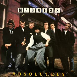 Madness - Absolutely (LP) (VG+/G++)